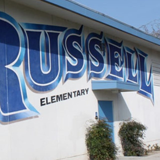 Welcome to Russell Elementary! Please feel free to stop by our office for any questions.