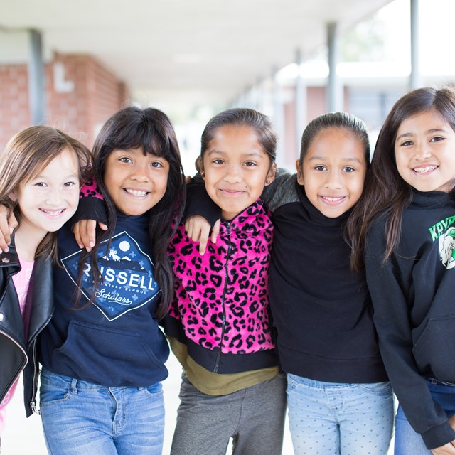 Russell provides a supportive and caring culture where students thrive.