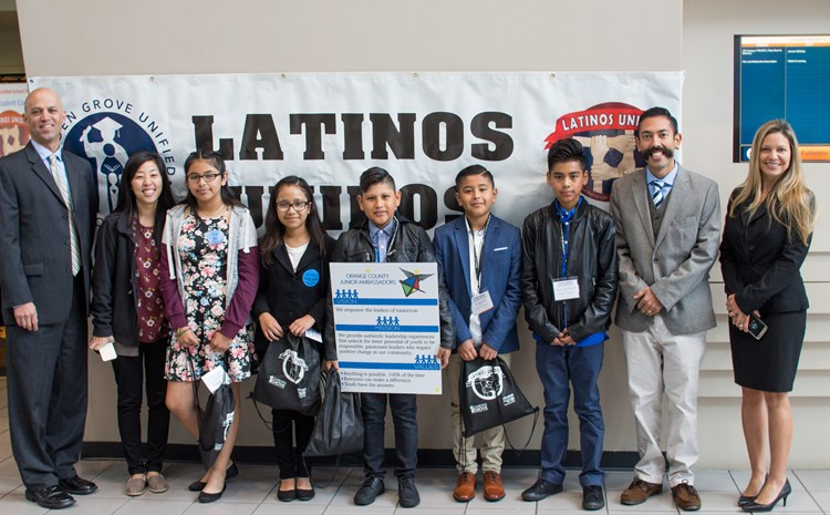 Russell Elementary Launches Latinos Unidos Club - article thumnail image